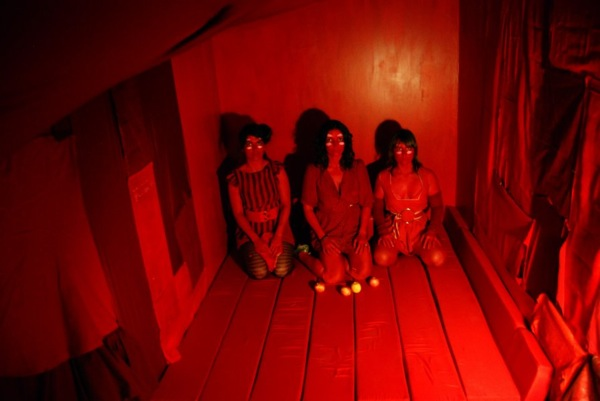 The Red Room ©Adriana Atema