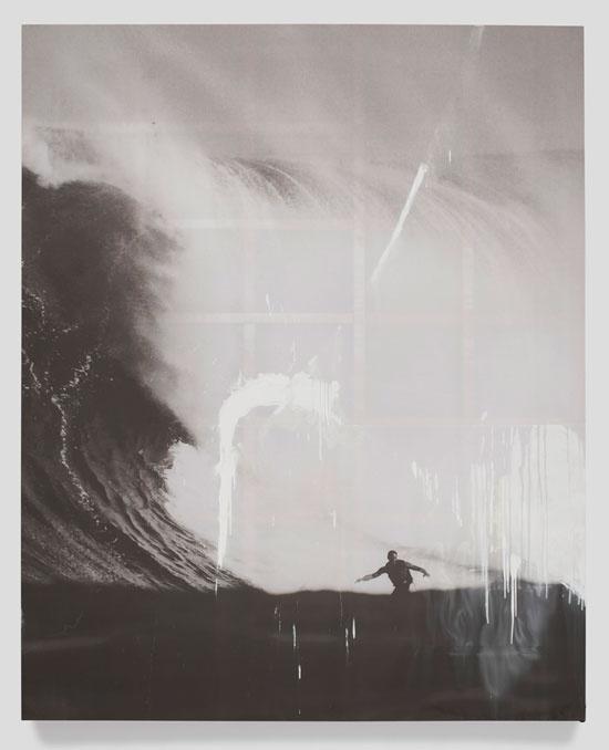 Vintage surf photo | Photographer unknown.