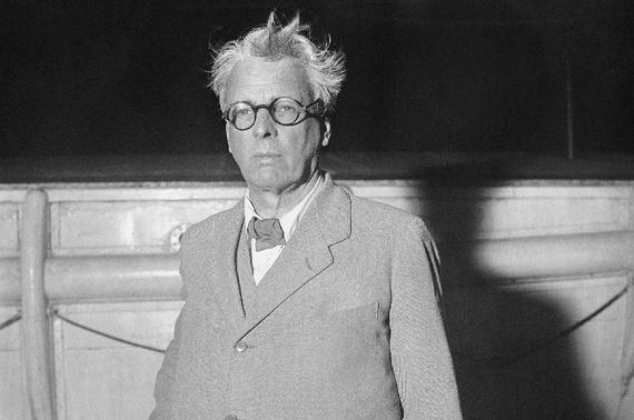 W.B. Yeats, 1932