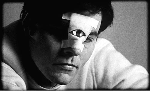 Still from David Cronenberg's 1981 film Scanners