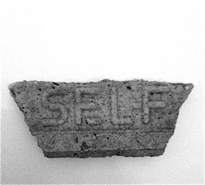 Recently, I was walking out of my gym in Lisbon, where I go every other day to remind myself I have a body, and I found a piece of stone in the plaza in front of the building, resting on a table. It's a fragment of something, maybe a frieze, or a sign over a doorway, with just one word carved on it in relief: self.