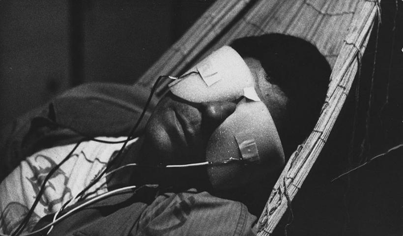 from 'La Jetée' by Chris Marker