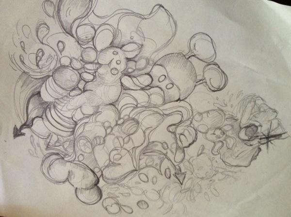 insomina doodle