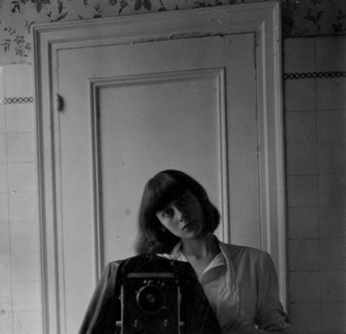 © Diane Arbus |Self-Portrait, 1945