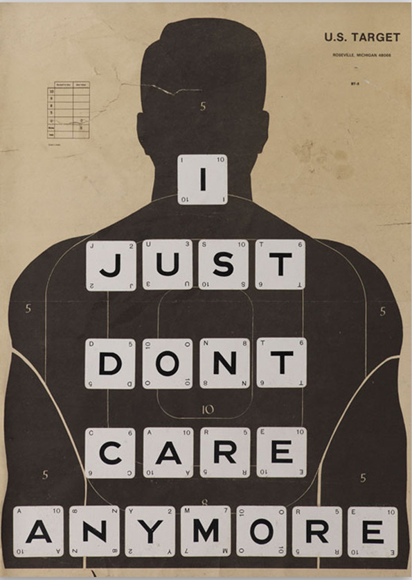 William Blanchard | I just don't care anymore