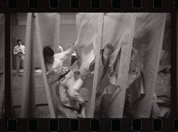 Passing Through by Saburo Murakami (1956)
