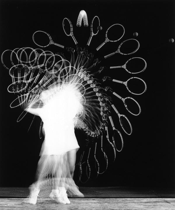Harold Edgerton Stroboscope Photo, 1938