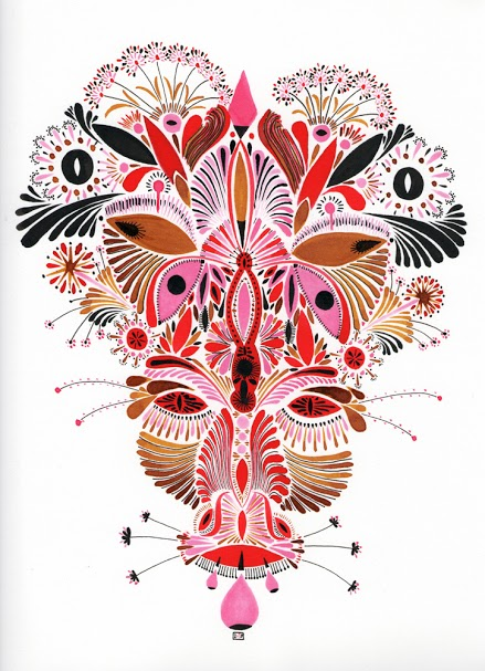 Gozer, 2015 | Iñigo Martinez Moller | 23,4x31,2cm