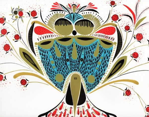 Oleo, 2015 | Iñigo Martinez Moller | 23,4x31,2cm
