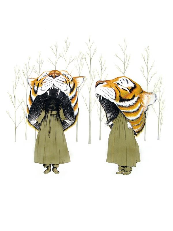 Tigerhead | Aaron McConomy