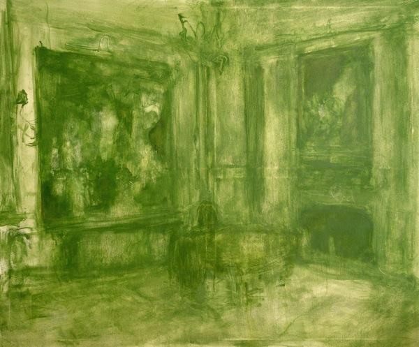 A Few Seconds Before | Manuel Larralde |120x100cm |Oil on canvas | 2015