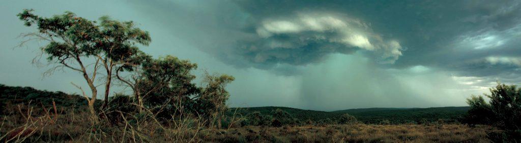 Otway Storm by Chris Gillard